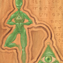 Page from the Book of Gosh-Green Icon